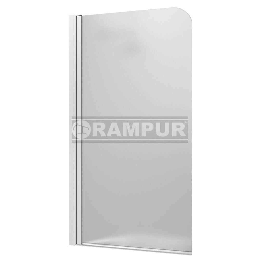 RAMPUR® :: SHOPPING Rebatible De Cristal Satén/ Blanco