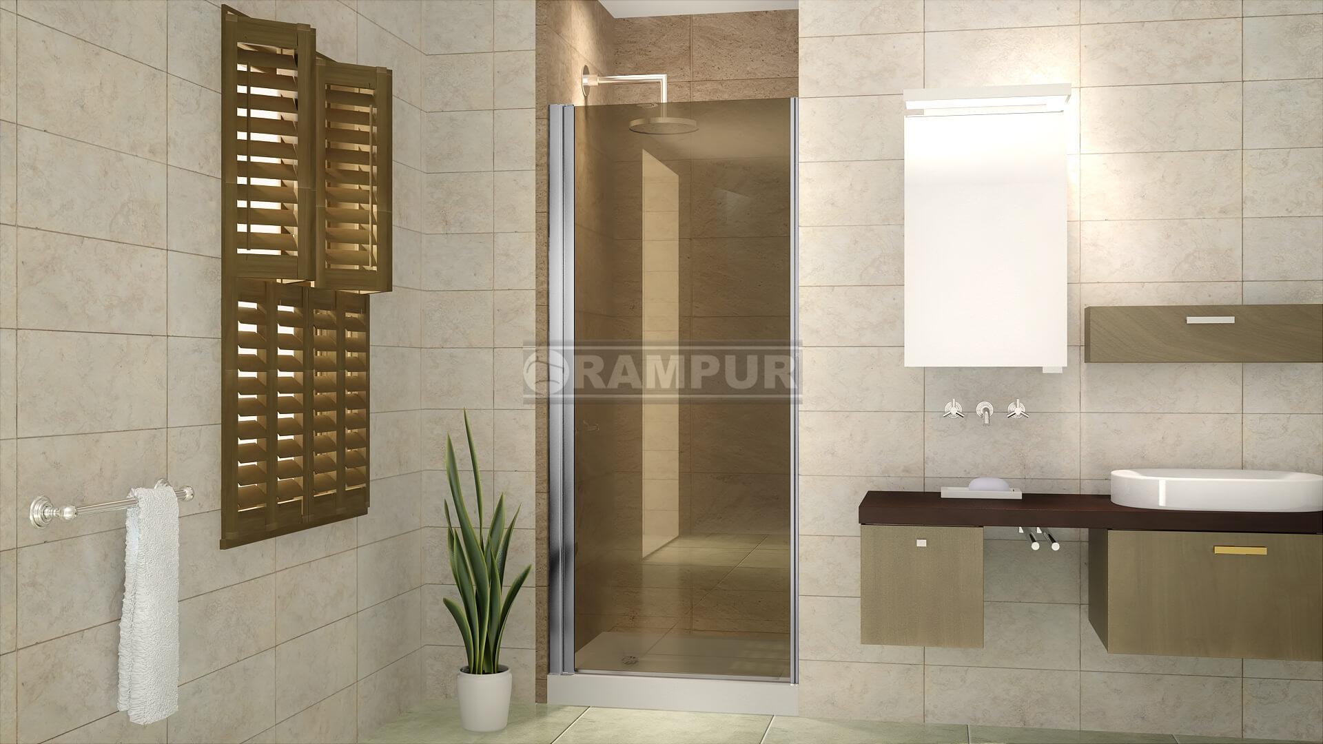 Rampur puertas para duchas de vidrio parana est ndar - Vidrios para duchas ...