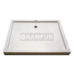 Rampur shopping recept culo de ducha 90 x 90 cm Receptaculo ducha a medida